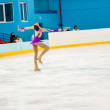 Figure skating competitions - - Stock Photo