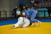 Competitions on Judo among Juniors 23.03.2013 — Stock Photo