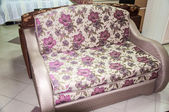 Sofa furniture item — Photo