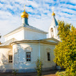 Church of the Intercession the Blessed Virgin — Stock Photo