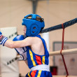 Competitions Boxing among Juniors — Stock Photo #33544819