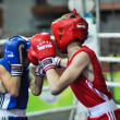 Boxing among Juniors — Stock Photo