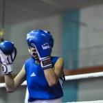 Boxing among Juniors — Stock Photo