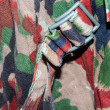 Modern camouflage uniforms, intended for the manufacture of special forces. — Stock Photo #36229995