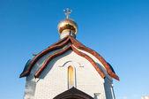 Chapel of the Holy Martyr PANTELEONA — Foto Stock