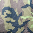 Modern camouflage uniforms, intended for the manufacture of special forces. — Stock Photo #36230103