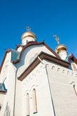 Orenburg City Holy Trinity Church — Fotografia Stock