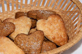 Cookies for Valentine's day — Stockfoto