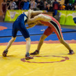 ストック写真: Sports wrestling competition between boys