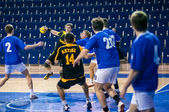 International handball tournament in memory of the first Governor of Orenburg province Neplueva I.i. — Stok fotoğraf