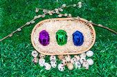 Easter egg...... — Stock Photo