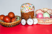 Easter hours — Foto de Stock