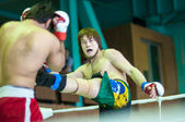 Volga Federal District Championship in mixed martial arts... — Stock Photo