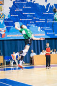 Compétition de volley-ball — Photo