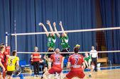 соревнования по волейболу — Стоковое фото
