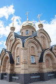 Capela ortodoxa do abençoado — Fotografia Stock