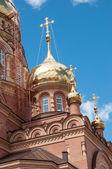 Kazaňského katedrála ikona Matky Boží, orenburg — Stock fotografie