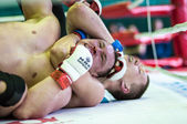 Volga Federal District Championship in mixed martial arts... ... — Stock Photo