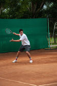 Junior tennis competitions, — Foto de Stock