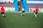 Futbol oyunu, — Stok fotoğraf