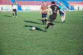Soccer game — Foto de Stock