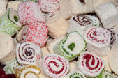 Turkish Delight, — Stock Photo