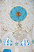 Inside the Interior of the Caravanserai, — Stock Photo