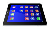 Tablet PC — Foto de Stock