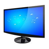 TV set — Stock Photo