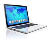 Laptopa — Zdjęcie stockowe
