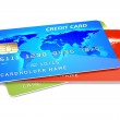 Credit cards — Stock Photo #22705651