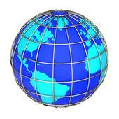 Glob — Zdjęcie stockowe