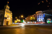 Chisinau in night — Stock Photo