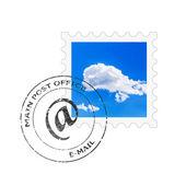 E-mail — Foto de Stock