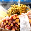 Street Food Life in Bangkok — Stock Video