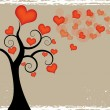 Heart tree — Stock Vector #13967603