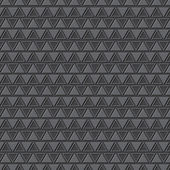 Emboss triangle pattern background — Vector de stock