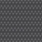 三角形のパターンの背景をエンボスします。 — ストックベクタ