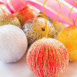 Stock Photo: Festival decorative ball