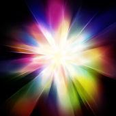 Energy explode illustration — Stock Photo