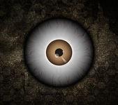 Monster eyeball — Stock Photo