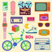 80s Retro — Stock Photo