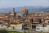 General view of Florence — Stock Photo