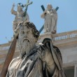 Statue of Saint Paul , Vatican City — Stock Photo