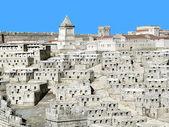 Ancient Jerusalem — Stock Photo