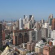 New York City Manhattan skyline — Stock Photo