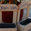 Stock Photo: Doggy bar