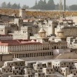 Stock Photo: Ancient Jerusalem. HasmonePalace.