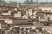 Ancient Jerusalem. Hasmonean Palace. — Stock Photo