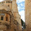 Church of Dormition on Mount Zion — Stock Photo